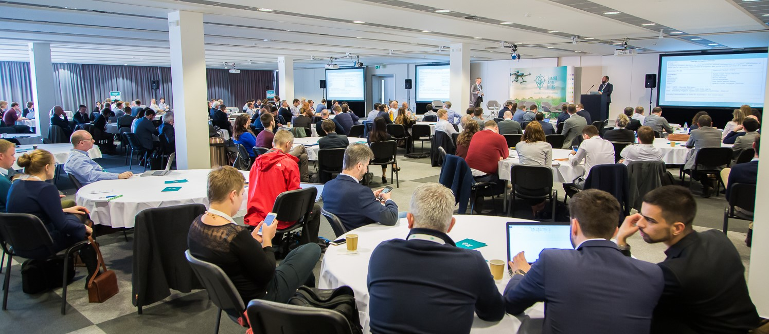 2019 03 SmartAgriHubs plenary