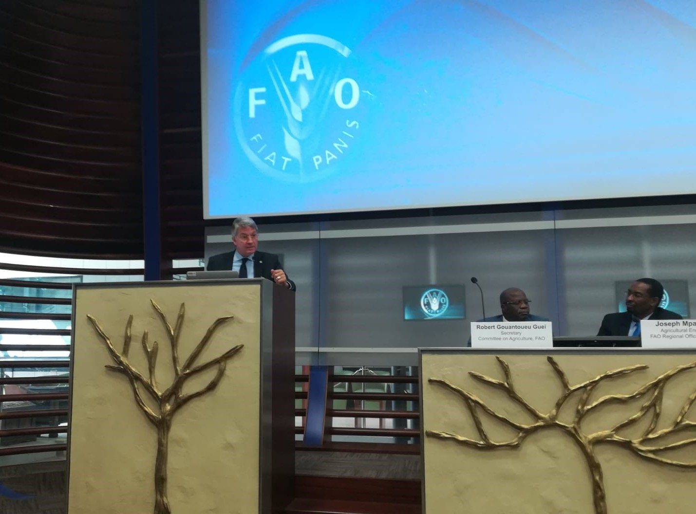 Marco Pezzini at FAO COAG26 cropped
