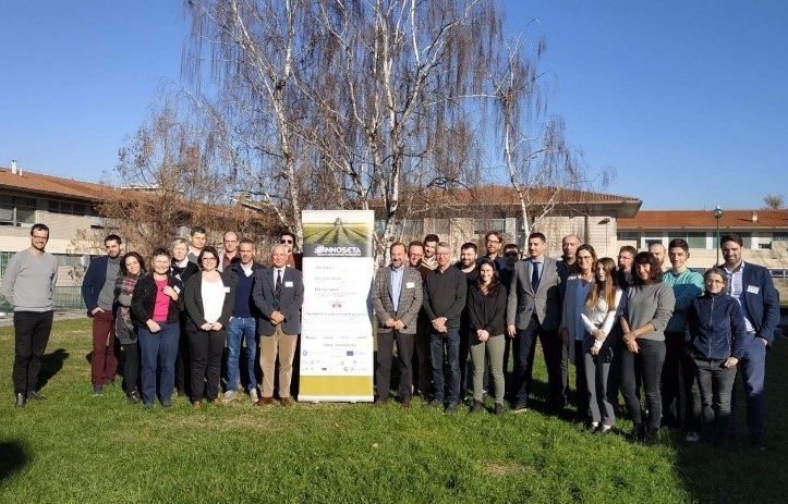 2019 Innoseta group pic Turin