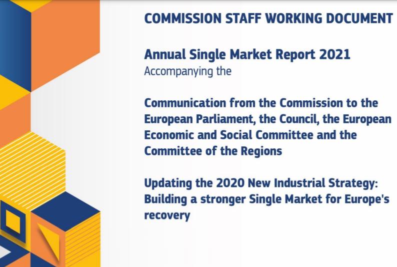2021_Annual Single Market Report